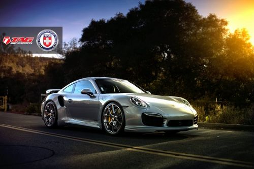 Porsche 911 turbo s (991) от tag motorsports
