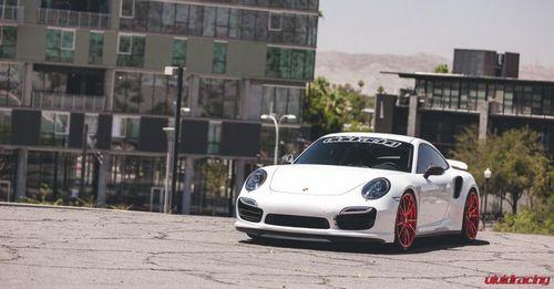 Porsche 911 turbo в тюнинге vivid racing