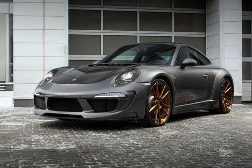 Porsche carrera 4s stinger от topcar