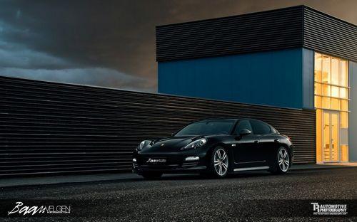 Porsche panamera diesel в тюнинге baanvelgen