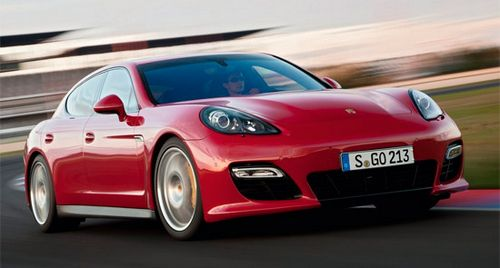 Porsche panamera gts – ценителям скорости