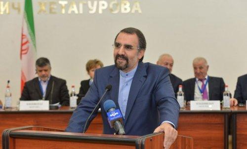 Посол ирана заявил оважности транзитного коридора через северную осетию - «транспорт»