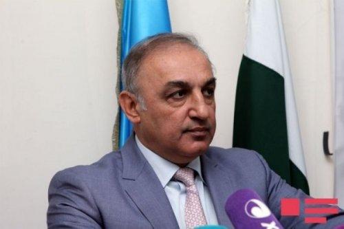 Посол: пакистан ибаку ведут переговоры оподключении ккоридору «север-юг» - «транспорт»
