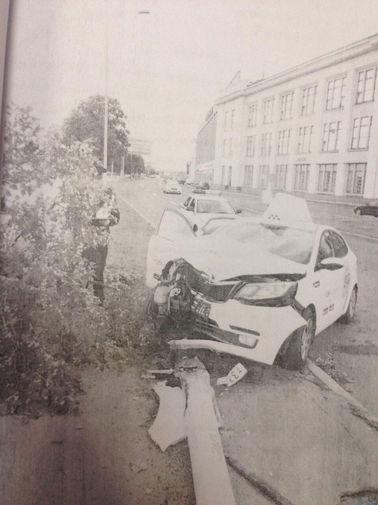 Пострадавшая в дтп москвичка проиграла суд с «яндекс.такси»
