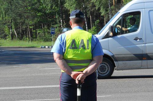 Право остановки авто теперь есть не только у гаи