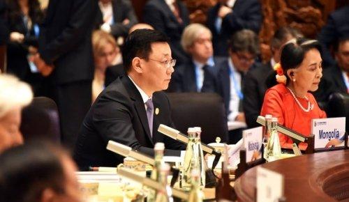 Премьер монголии: мырады, что «пояс ипуть» пройдет ипонашей территории - «транспорт»