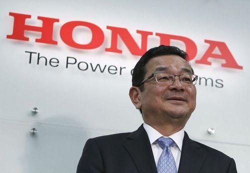 Президент honda motor не имеет собственного автомобиля