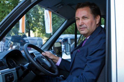 Президентом автоваза стал иностранец
