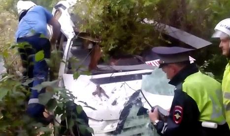 Причиной дтп савтобусом вростовской области стал рискованный обгон - «транспорт»