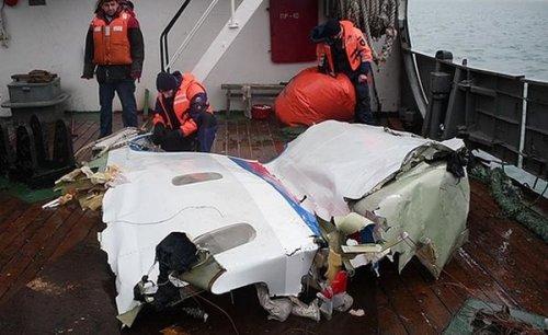 Причиной крушения ту-154 могла стать потеря ориентировки: минобороны - «транспорт»