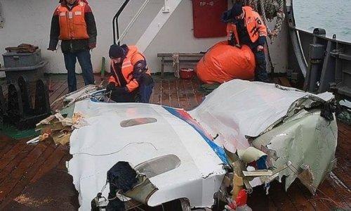 Причиной крушения ту-154 под сочи стал перегруз: сми - «транспорт»