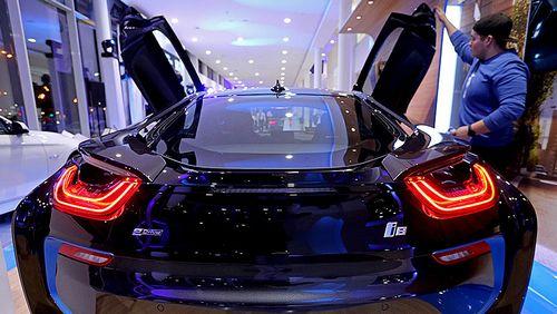 Продажи новых автомобилей на рынке рф в мае выросли на 18%