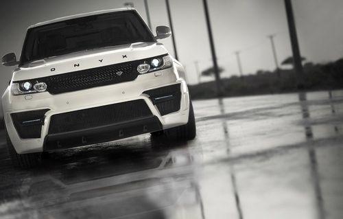 Range rover sport san marino от onyx concept