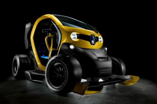 Renault рассекретила 97-сильный спорткар
