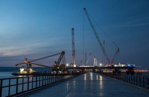 Россию обвинили визоляции украины из-за строительства крымского моста - «транспорт»