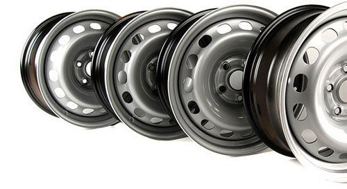 Штампованные колёсные диски