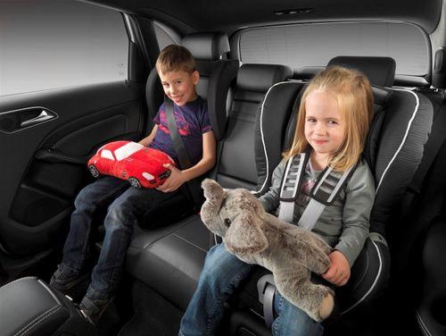 Штраф за перевозку детей вне кресел вырос в россии до 100 долларов