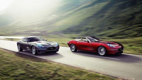 Швейцарский спорткар за 375 000 евро выпустят тиражом в 250 штук