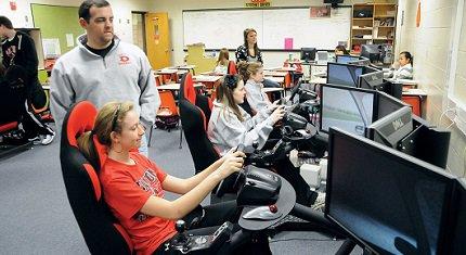 Скоро будет разработана новая программа обучения в автошколе