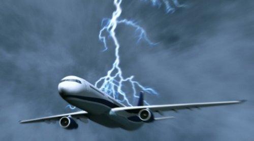 Сми: вшереметево ударам молнии подверглись три пассажирских самолета - «транспорт»
