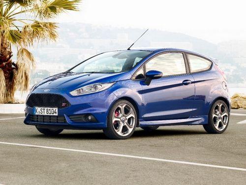 Спрос на ford fiesta st вдвое превысил ожидания производителя
