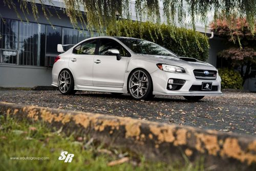 Subaru wrx sti в тюнинге sr auto group