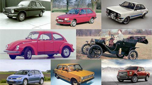 Топ-10 самых продаваемых автомобилей всех времен