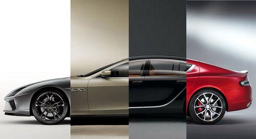 Топ 6 самых знаковых седанов, созданных производителями спортивных автомобилей