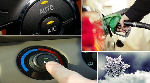 Топливная экономичность, кондиционеры и система отопления