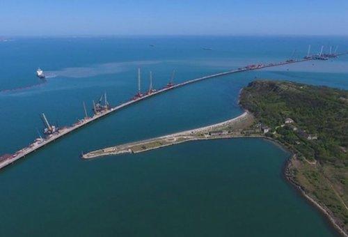 Украина готовит иск всвязи субытками своих портов из-за крымского моста - «транспорт»