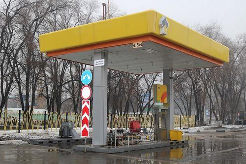 Украинские азс оказались под давлением мчс