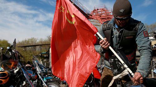 Украинские пограничники не пропустили на территорию страны белорусских байкеров