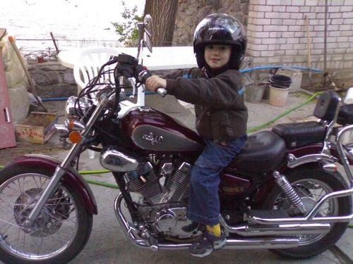 Украинский рынок мотоциклов вырос в три раза