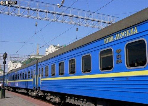 «Укрзализныця» несобирается прекращать сообщение сроссией - «транспорт»