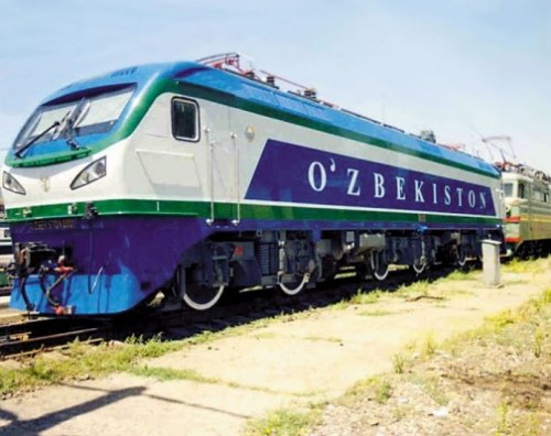 Узбекистан завершил железнодорожный обход таджикистана - «транспорт»