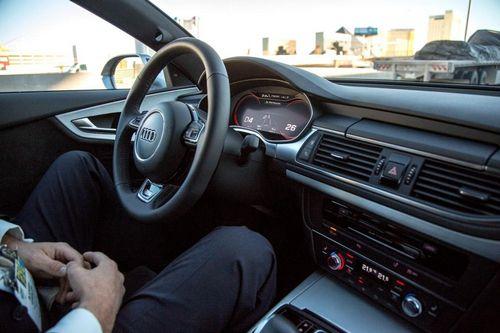 В audi пообещали, что автопилот в новой a8 будет лучше чем большинство водителей