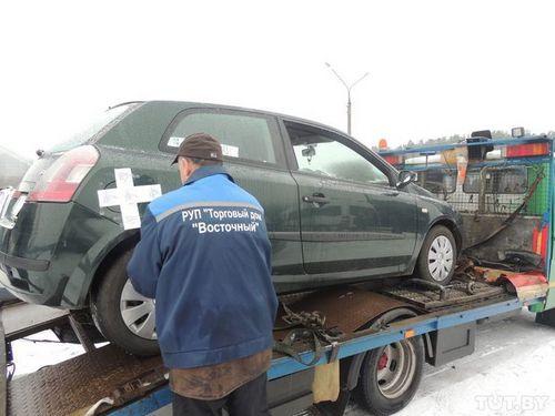 В беларуси в ближайшее время конфискуют более 350 автомобилей пьяных водителей