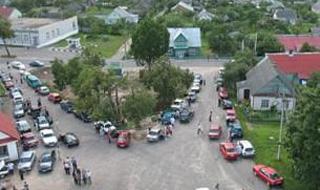 В браславском районе пройдет освящение автомобилей