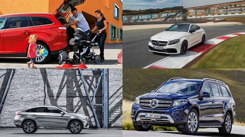 В чем разница: купе, седан, хэтчбек, универсал, внедорожник и кроссовер