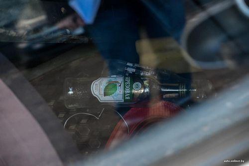 В гродненской области машины пьяных водителей арестовывают до полной уплаты штрафа