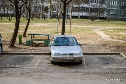В каждом районе минска появится по 2 тысячи дополнительных парковочных мест. частично - за счет уменьшения газонов и за деньги автовладельцев