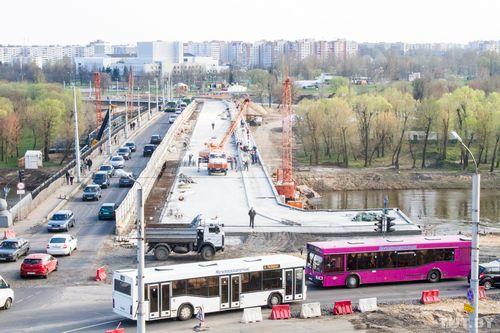 В могилеве более 400 велосипедистов просят власти изменить проект реконструкции пушкинского моста
