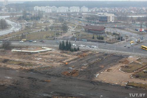 В ноябре откроется движение по путепроводу на проспекте независимости в минске