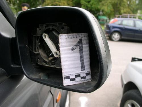"""В первомайском районе задержаны """"разукомплектовщики"""" автомобилей"""