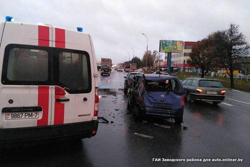 В польше установлен водитель фуры, которая могла быть причиной аварии с участием белорусской семьи