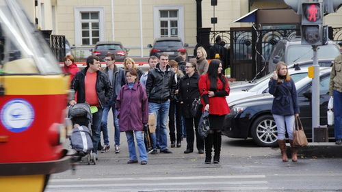 В россии депутаты предлагают отказаться от наземных пешеходных переходов