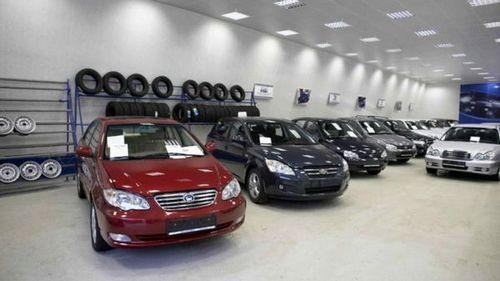 В россии резко сократился ассортимент новых автомобилей