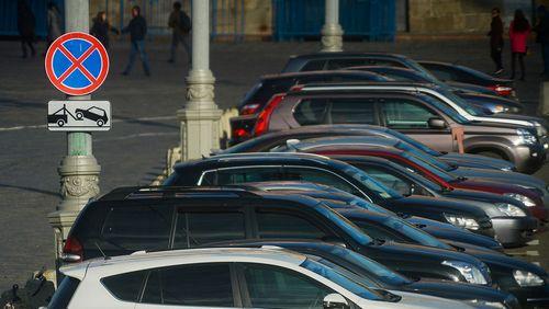 Верховный суд поверил оштрафованной на неправильную парковку автомобилистке