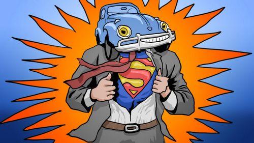 Видео с видеорегистратора: топ самых везучих водителей
