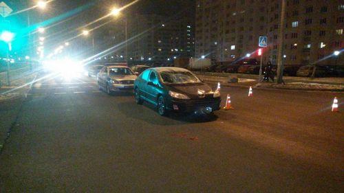Виновника наезда на пешехода в гродно сняли с поезда на москву